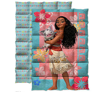 Disney Vaiana Bedspread 140 x 200 cm