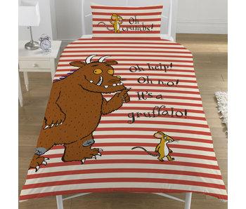 The Gruffalo Duvet cover Oh no! 135 x 200 cm