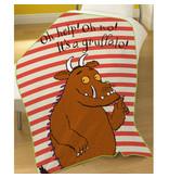 The Gruffalo Oh no! - Fleeceplaid - 100 x 150 cm - Multi