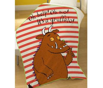 The Gruffalo Fleecedecke Oh nein! 100 x 150 cm