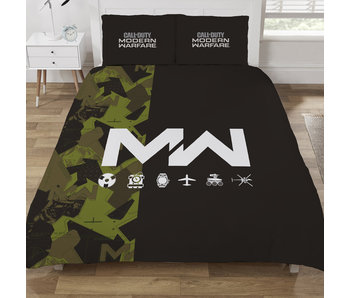 Call of Duty Housse de couette Modern Warfare 200 x 200 cm