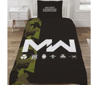 Call of Duty Dekbedovertrek Modern Warfare 135 x 200 cm