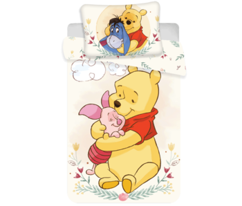 Disney Winnie the Pooh Housse de couette BÉBÉ 100 x 135 cm