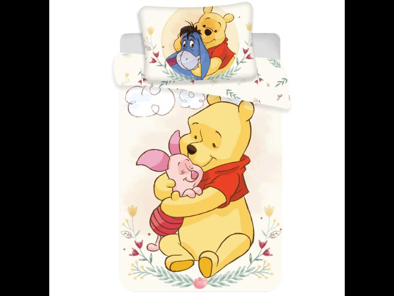Disney Winnie the Pooh Baby Dekbedovertrek 100 x 135 cm - Multi