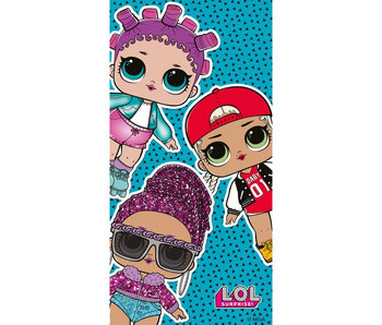 LOL Surprise! Beach towel 140x70cm