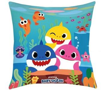 Baby Shark Coussin 40 x 40 cm