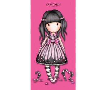 Santoro London  Beach towel Sugar and Spice - 70 x 140 cm