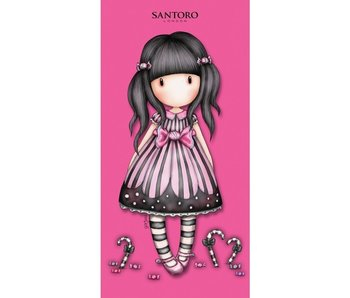 Santoro London  Strandtuch Zucker und Gewürze - 70 x 140 cm
