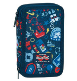BlackFit8 Gaming - Filled Case - 28 pieces - Blue