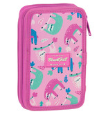 BlackFit8 Sloth - Filled pouch - 28 pieces - Pink