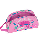 BlackFit8 Sloth - Beauty Case - 26 x 16 x 9 cm - Pink
