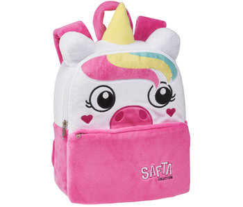 Unicorn Plush toddler backpack 27 cm