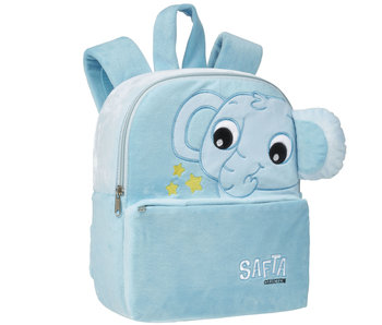 Animal Pictures Elephant Plush Toddler Backpack 27 cm