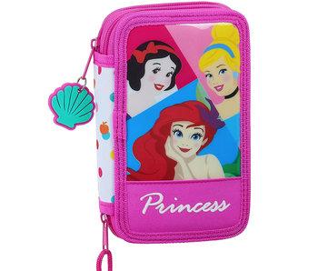 Disney Princess Zusammen gefüllter Koffer - 28 Stück