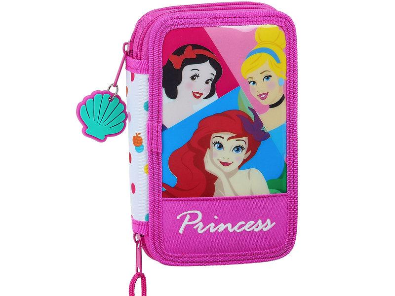 Disney Princess Together - Gevuld Etui - 28 stuks - Multi