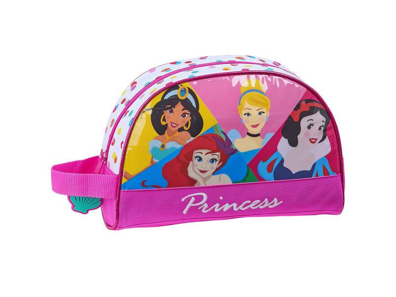 Disney Princess Ensemble - Beauty Case - 26 x 16 x 9 cm - Multi