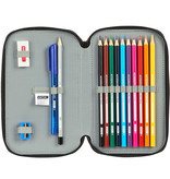 Disney Bia Color Stories - Filled Case - 28 pieces - Blue