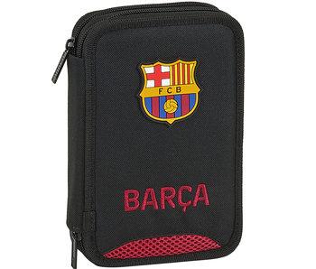 FC Barcelona Gevuld Etui  34 stuks