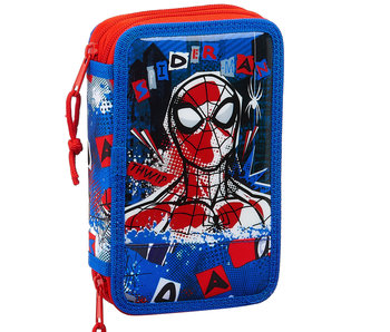 SpiderMan Perspective Filled Case - 28 pieces
