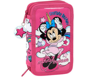 Disney Minnie Mouse Unicorns Filled Case - 28 pieces