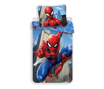 SpiderMan Dekbedovertrek 140 x 200