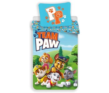 PAW Patrol Dekbedovertrek 140 x 200