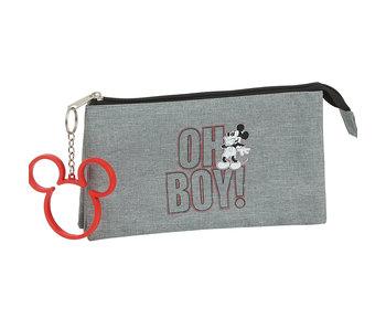 Disney Mickey Mouse Koffer Oh Boy 22 cm