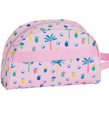 MOOS Paradise - Beauty Case - 26 x 16 x 9 cm - Pink