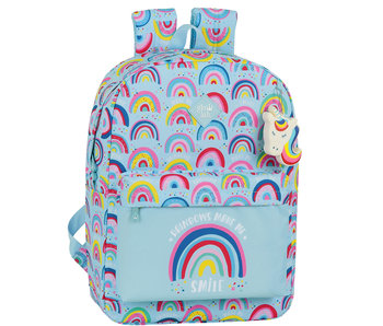 GLOWLAB Rainbow Backpack 43 cm