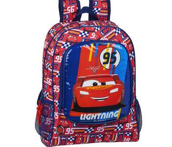 Disney Cars Racing Block Backpack 42 cm