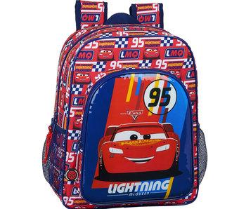 Disney Cars Sac à dos Racing Block 38 cm