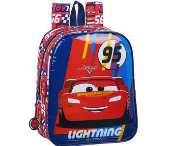 Disney Cars Racing Block Kleinkindrucksack 27 cm