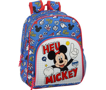 Disney Mickey Mouse Things Backpack 34 cm