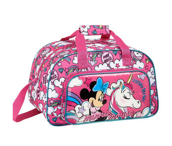 Disney Minnie Mouse Unicorns Sporttas 40 cm
