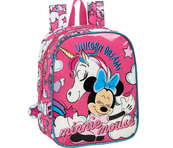 Disney Minnie Mouse Unicorns Toddler / toddler backpack 27 cm