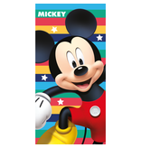 Disney Mickey Mouse Cool - Strandlaken - 70 x 140 cm - Rood