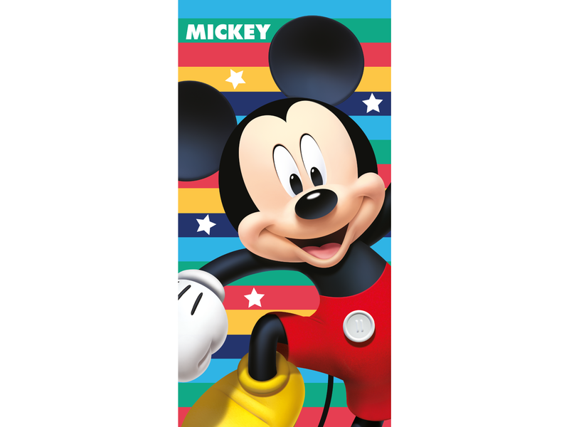 Disney Mickey Mouse Cool - Beach towel - 70 x 140 cm - Red