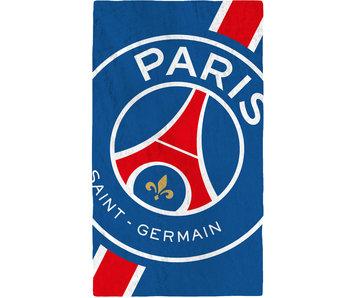 Paris Saint Germain Strandtuch zugeschnitten - 70 x 120 cm