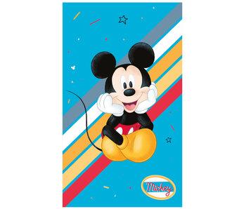 Disney Mickey Mouse Serviette de plage colorée - 70 x 120 cm