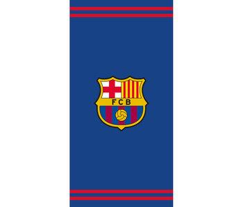FC Barcelona Forca beach towel - 75 x 150 cm