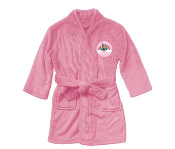 Disney Minnie Mouse Rainbow bathrobe 2/4 years