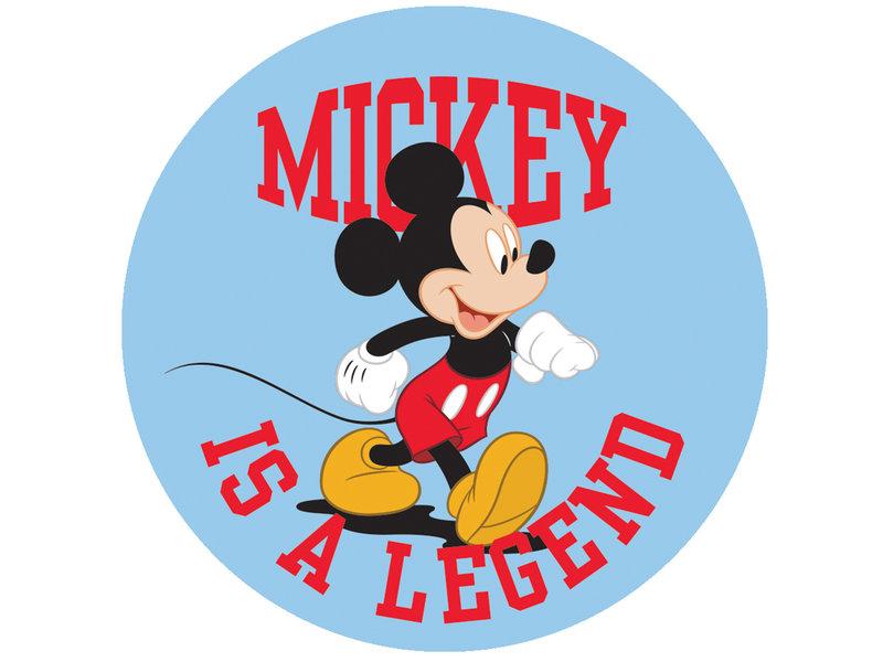 Disney Mickey Mouse Badjas Legend - 6/8 jaar - Blauw