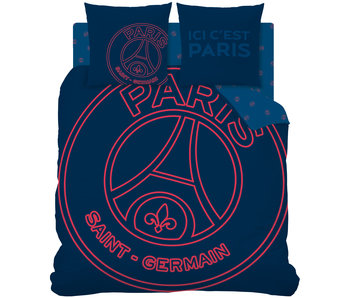 Paris Saint Germain Bettbezug Neored 240 x 220 cm