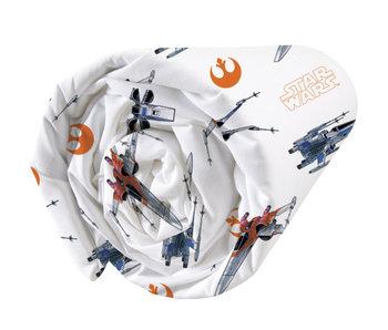 Star Wars Hoeslaken Vessels 90 x 190/200  cm