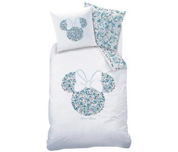 Disney Minnie Mouse Bettbezug Pflanzen 140 x 200 cm