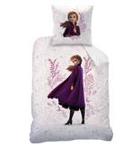 Disney Frozen Flowers Duvet cover - Single 140 x 200 cm - Multi