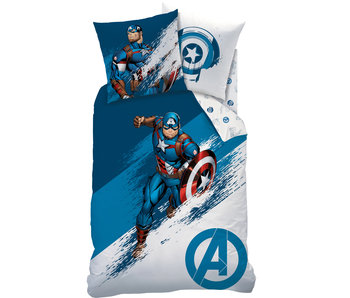 Marvel Avengers Bettbezug Kraft 140 x 200 cm