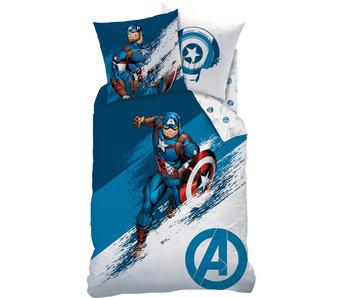 Marvel Avengers Dekbedovertrek Force 140 x 200 cm