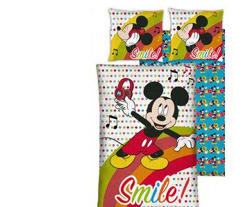 Disney Mickey Mouse Dekbedovertek 140 x 200 cm