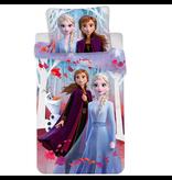 Disney Frozen Olaf - Dekbedovertrek - Eenpersoons - 140  x 200 cm - Multi